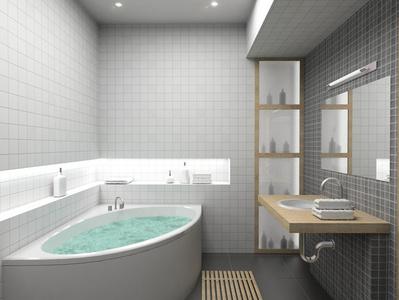 Menuiserie Lahaut - la salle de bain